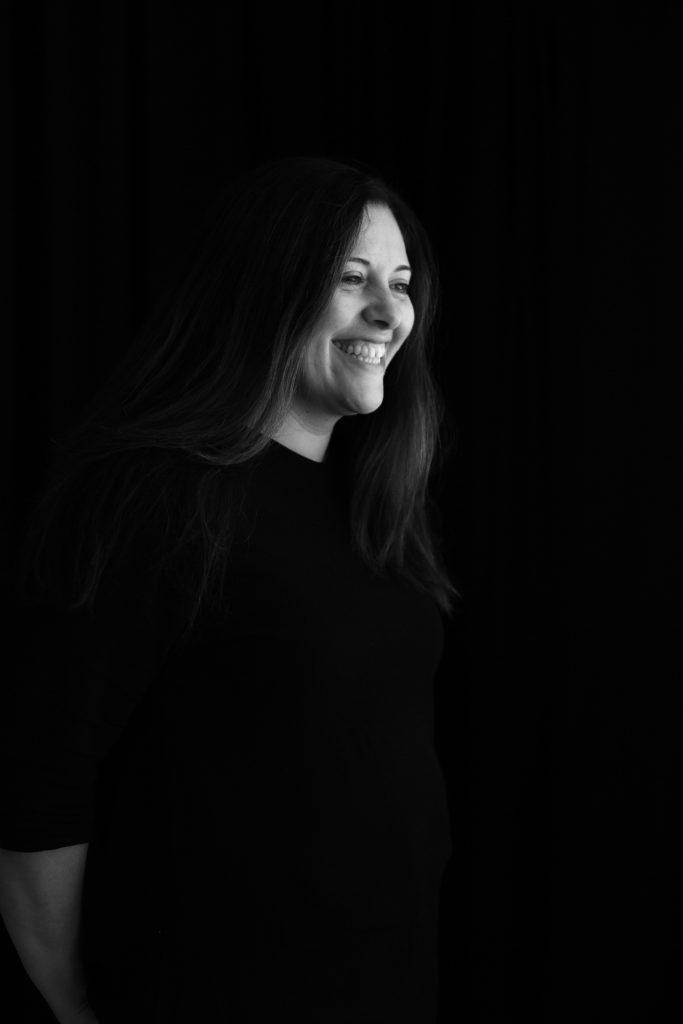 Gina Salaris; photo Marek Sabogal